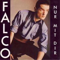 Cover Falco - Nur mit dir
