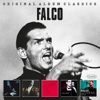 Cover Falco - Original Album Classics