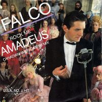 Cover Falco - Rock Me Amadeus (Canadian / American '86-Mix)