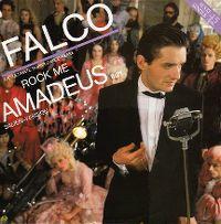 Cover Falco - Rock Me Amadeus