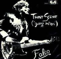 Cover Falco - That Scene (Ganz Wien)