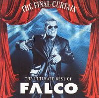 Cover Falco - The Final Curtain - The Ultimate Best Of