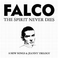 Cover Falco - The Spirit Never Dies
