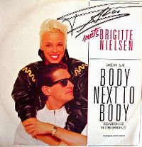 Cover Falco meets Brigitte Nielsen - Body Next To Body