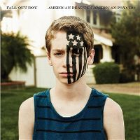Cover Fall Out Boy - American Beauty / American Psycho