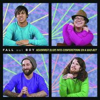 Cover Fall Out Boy - Headfirst Slide Into Cooperstown On A Bad Bet