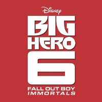 Cover Fall Out Boy - Immortals
