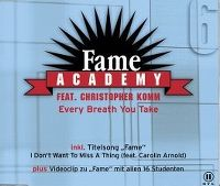 Cover Fame Academy feat. Christ.Komm - Every Breath You Take