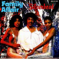 Cover Family Affair - Silverboat