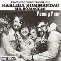 Cover Family Four - Härliga sommardag