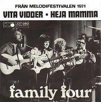 Cover Family Four - Vita vidder