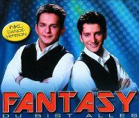 Cover Fantasy - Du bist alles