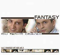 Cover Fantasy - Du fehlst überall