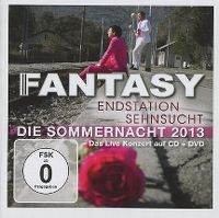 Cover Fantasy - Endstation Sehnsucht - die Sommernacht 2013