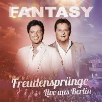 Cover Fantasy - Freudensprünge - Live aus Berlin