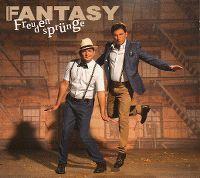 Cover Fantasy - Freudensprünge