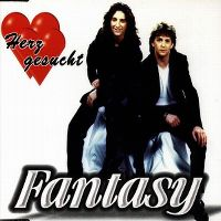 Cover Fantasy - Herz gesucht