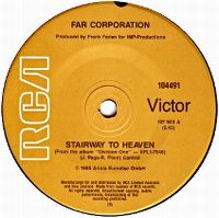 Cover FAR Corporation - Stairway To Heaven