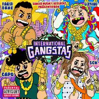 Cover Farid Bang x Capo x 6ix9ine feat. Sch - International Gangstas