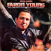 Cover Faron Young - Step Aside