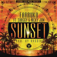 Cover Farruko feat. Shaggy & Nicky Jam - Sunset