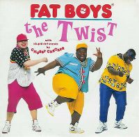 Cover Fat Boys with Stupid Def Vocals by Chubby Checker - The Twist