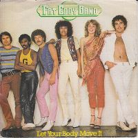 Cover Fat Eddy Band - Let Your Body Move It