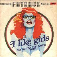 Cover Fatback - I Like Girls