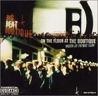 Cover Fatboy Slim - On The Floor At The Boutique