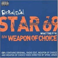 Cover Fatboy Slim feat. Bootsy Collins - Weapon Of Choice