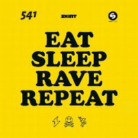 Cover Fatboy Slim & Riva Starr feat. Beardyman - Eat Sleep Rave Repeat