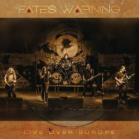 Cover Fates Warning - Live Over Europe