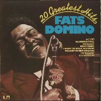 Cover Fats Domino - 20 Greatest Hits