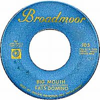 Cover Fats Domino - Big Mouth