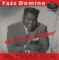 Cover Fats Domino - Carry On Rockin'