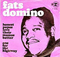 Cover Fats Domino - Honest Papas Love Their Mamas Better