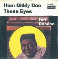 Cover Fats Domino - Hum Diddy Doo