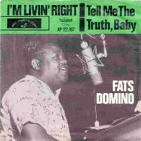 Cover Fats Domino - I'm Living Right