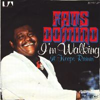 Cover Fats Domino - I'm Walkin'