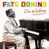 Cover Fats Domino - I'm Walking - The Best Of