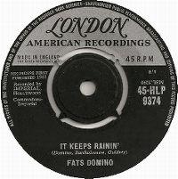 Cover Fats Domino - It Keeps Rainin'