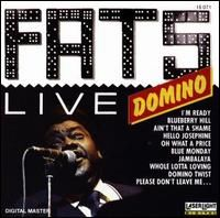 Cover Fats Domino - Live!