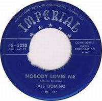 Cover Fats Domino - Nobody Loves Me