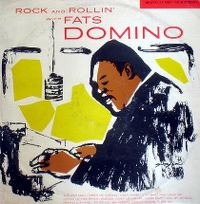 Cover Fats Domino - Rock And Rollin' With Fats Domino