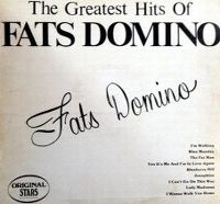 Cover Fats Domino - The Greatest Hits Of Fats Domino