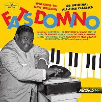 Cover Fats Domino - Walking Into New Orleans - 68 Original All-Time Classics