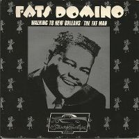 Cover Fats Domino - Walking To New Orleans