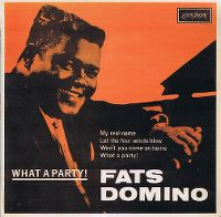 Cover Fats Domino - What A Party