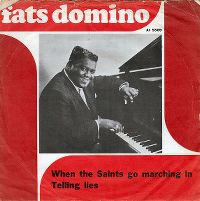 Cover Fats Domino - When The Saints Go Marching In