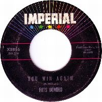 Cover Fats Domino - You Win Again